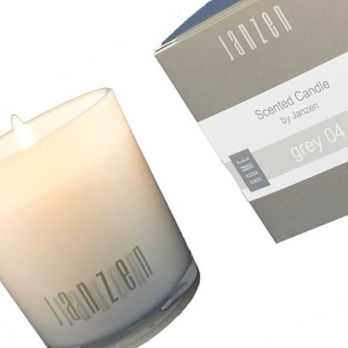 janzen parfumkaars grey 04