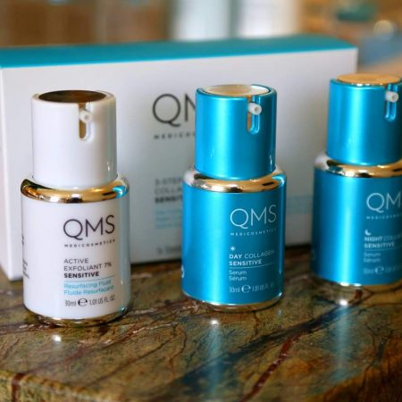 QMS Collagen System Sensitive 3 step