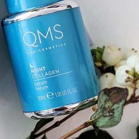 QMS Night Collagen Serum