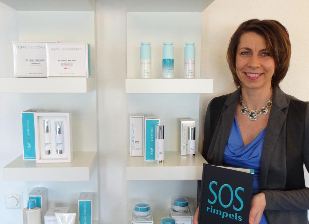 Persbericht schoonheidssalon amersfoort !QMS Medicosmetics huidverjonging