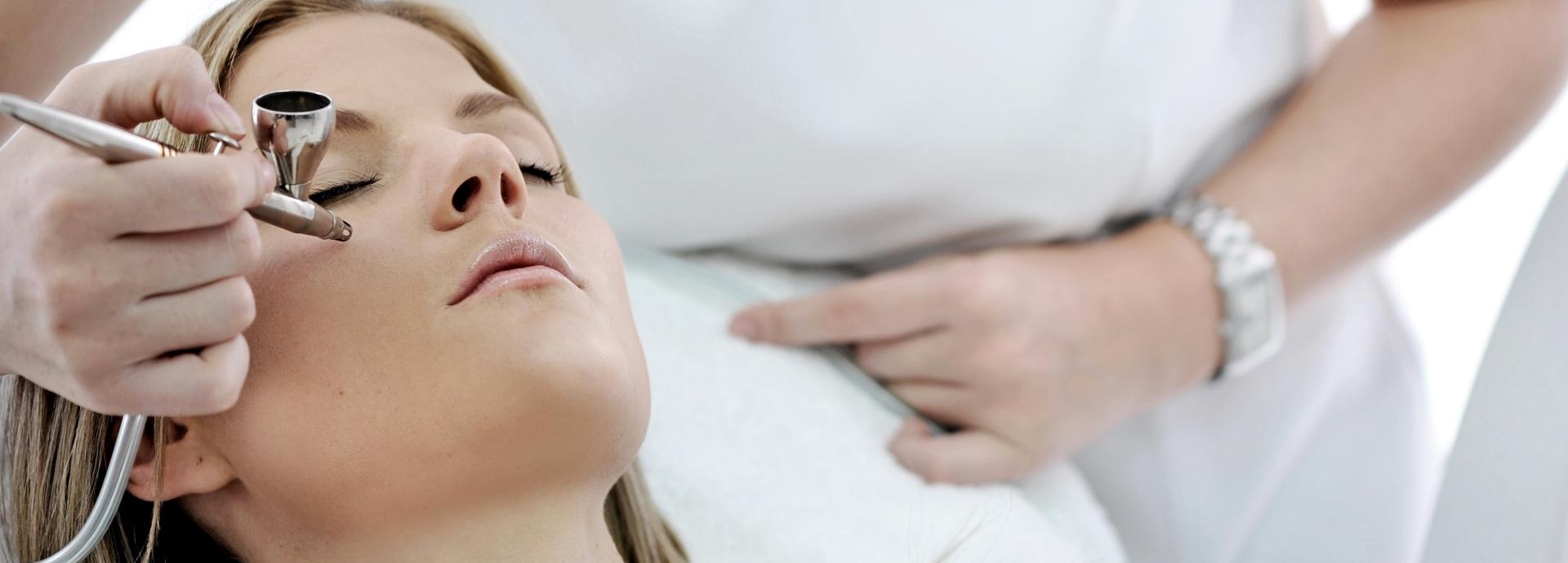 Zuurstofbehandeling OxyJet Schoonheidssalon Amersfoort - OXYgen