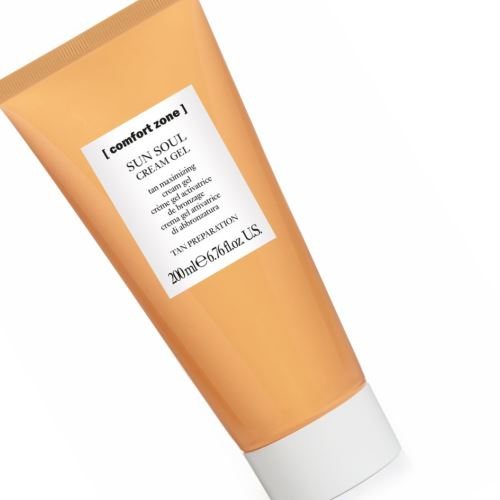 comfort zone - tan maximizer cream gel