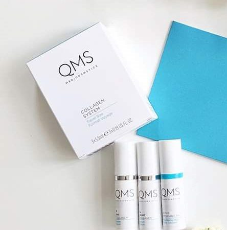 QMS Collagen System 3 Step Travel