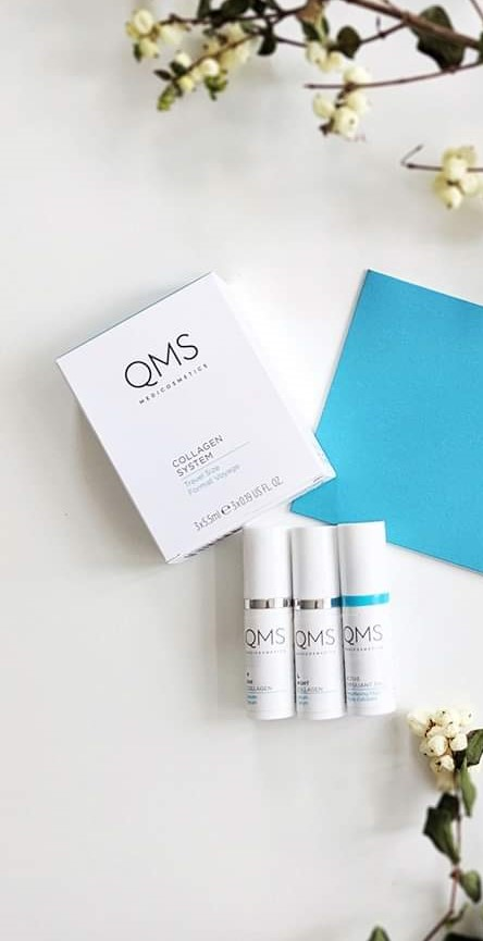 QMS Collagen System 3 Step Travel